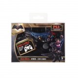 Controller wired Batman vs Superman para PS3