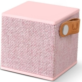 Altavoz Fresh´n Rebel Rockbox Cube Fabriq - Rosa