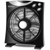 Ventilador Box Fan Mondial CA04