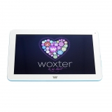 "Tablet Woxter I-101 con Quad Core,1GB, 8GB, 10,1"" - Azul"