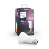 Philips Hue bombilla LED inteligente 9W A60 E27 Iluminación Blanca y Color