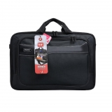 "Maletin Hanoi Port Designs 17"" - Negro"