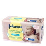Toallitas Extra Sensitive Johnson´s Baby 144 unidades 2x72