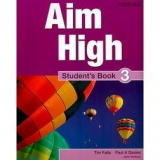 Aim High 3. Student's Book
