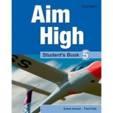 Aim High 5 Student's Book