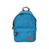 Mochila Lee Cooper Backpack Black Light - Azul