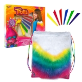 Cife - Kit Colorea Tu Bolso Trolls