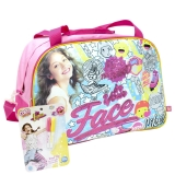 Cife - Color Me Mine Sequin Deluxe. Bolsa Travel Soy Luna