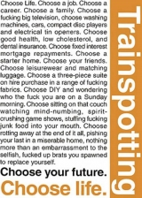 Maxi Poster Trainspotting Quotes 1