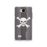 Funda Gel Lg Joy Becool Pirata Negra