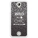 Funda Gel Acer Liquid Z330 Becool Wild And Chic