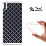 Funda Gel Bq Aquaris X5 Becool Cuerda Marinera