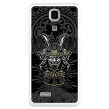 Funda Gel Zopo Color C Zp330 Becool Cabeza De Samurai