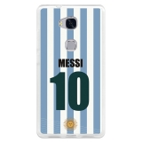 Funda Gel Huawei Enjoy 5 Becool Messi