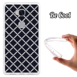 Funda Gel Flexible Tpu Para Huawei Honor 5x Cuerda Marinera - Becool®