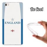 Funda Gel Flexible Tpu Para Huawei P8 Lite M1015 - Becool®