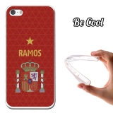 Funda Gel Flexible Tpu Para Iphone Se 5 5s M1004 - Becool®