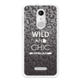 Funda Gel Flexible Tpu Para Coolpad Torino S Wild And Chic - Becool®