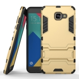 Funda Híbrida Para Samsung Galaxy A5 2016 Cool Shield Dorada - Becool®