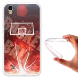Funda Gel Flexible Tpu Para Lg X Power Balonceso - Becool®