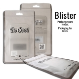Funda Gel Flexible Tpu Para Zte Blade A610 Plus Reciclaje De Vidrio - Becool®