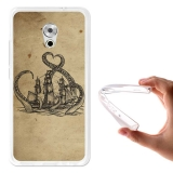 Becool ® - Funda Gel Dibujo Antiguo Kraken Para Meizu Pro 6 Plus