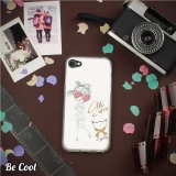 Becool ® - Funda Gel Chic Cutie Para Alcatel A5 Led