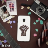 Becool ® - Funda Gel Personas Unidas Para Alcatel U5