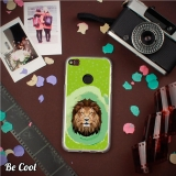 Becool® - Fundas Gel León Low Poly Para Zte Nubia Z11 Mini