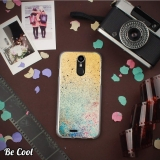 Becool® - Fundas Gel Jaspeado De Colores Para Ulefone Power