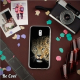 Becool ® - Funda Gel Guepardo Para Nokia 3