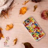 Funda Gel Para Bq Aquaris V Plus. Caramelos De Colores - 3b®