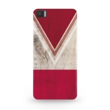 Funda Caseland V Neck Rojo Bq M4.5 Flexible