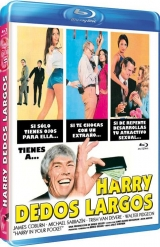 Harry Dedos Largos (blu-ray) (harry In Your Pocket)