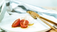 Tomate y mozzarella