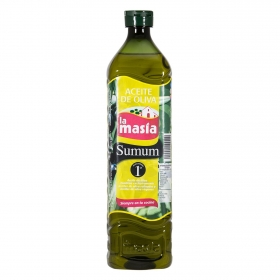 Aceite de oliva intenso 1º La Masía 1 l.