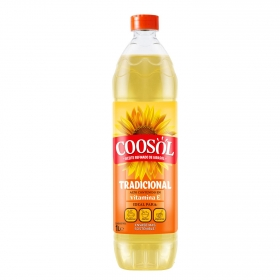 Aceite de girasol Coosol 1 l.