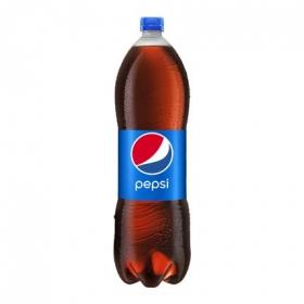 Refresco de cola Pepsi botella 2 l.