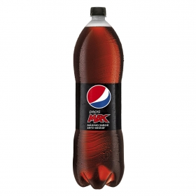 Refresco de cola Pepsi Max zero botella 2 l.