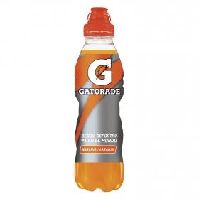 Bebida Isotónica sabor naranja Gatorade botella 50 cl.