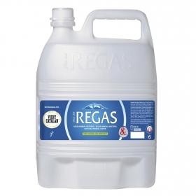 Agua mineral Regas natural 8 l.