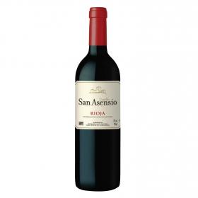 Vino D.O. Rioja tinto Castillo de San Asensio 75 cl.