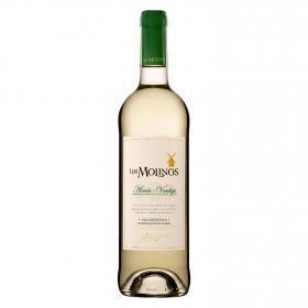 Vino D.O. Valdepeñas blanco Los Molinos 75 cl.