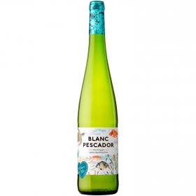 Vino de Aguja blanco seco natural Blanc Pescador 75 cl.