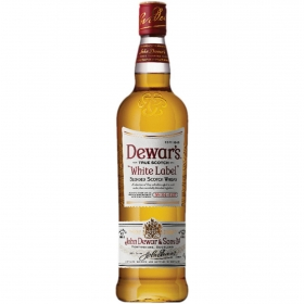 Whisky Dewar's White Label escocés 70 cl.