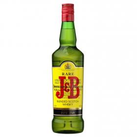 Whisky J&B escocés 70 cl.