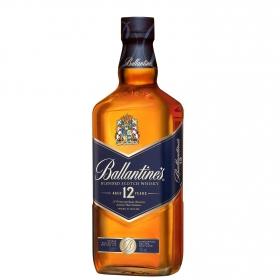 Whisky Ballantine's escocés reserva 12 años 70 cl.