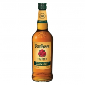 Whisky Four Roses bourbon 70 cl.