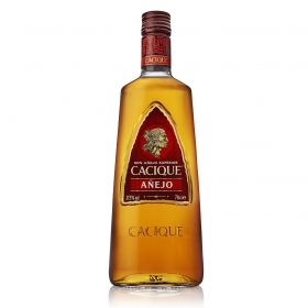 Ron Cacique añejo superior 70 cl.
