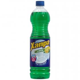 Fregasuelos aroma limón Xanpa 1 l.
